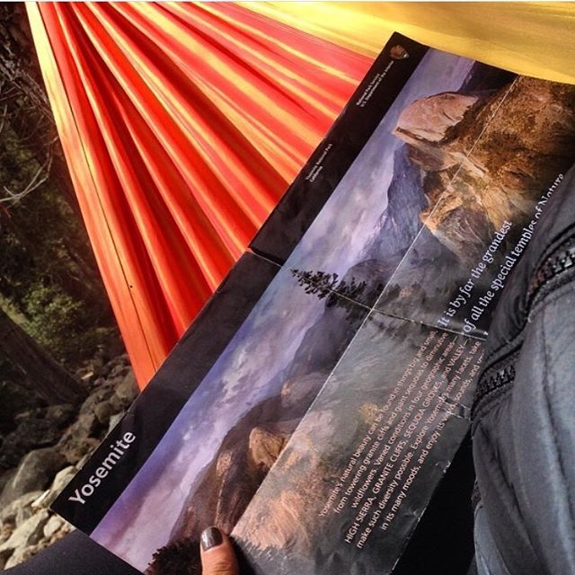 Who is National Park Hammocking this summer? Were on ahellip