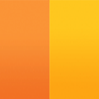 orange-yellow