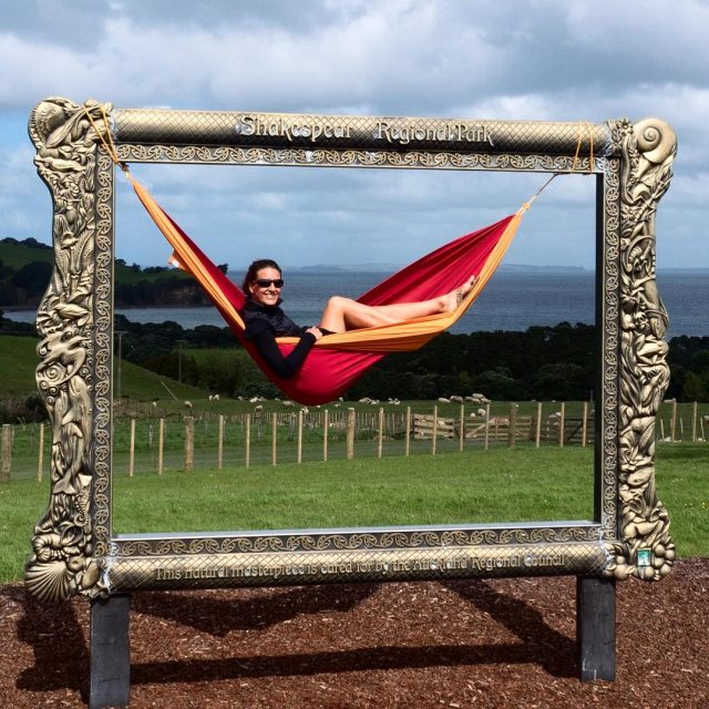 Picture perfect New Zealand inacolorcloud travelhammock hammocking hammocks adventure instatravelshellip