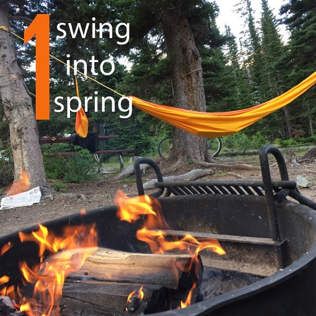 Are you campground ready? Spring is the perfect season forhellip