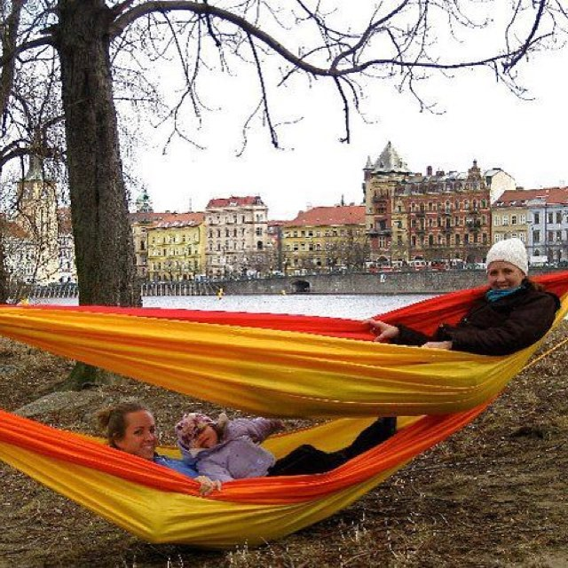 For traveltuesday weve joined angiestaedtler in Prague for a cozyhellip